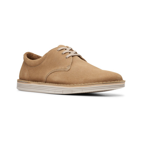 Clarks Collection // Forge Vibe // Dark Sand Suede (US: 7)