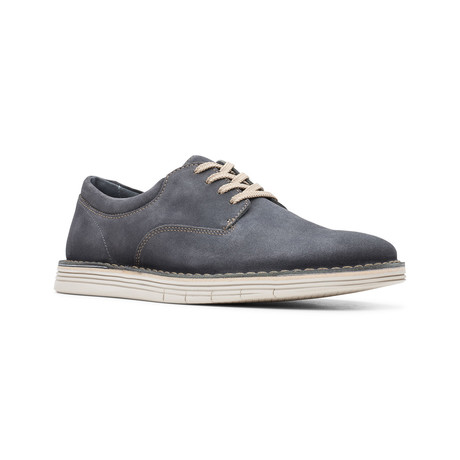 Clarks Collection // Forge Plain // Storm Suede (US: 7)