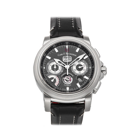 Carl F. Bucherer Patravi Chronograph Automatic // 00.10623.08.33.01 // Pre-Owned