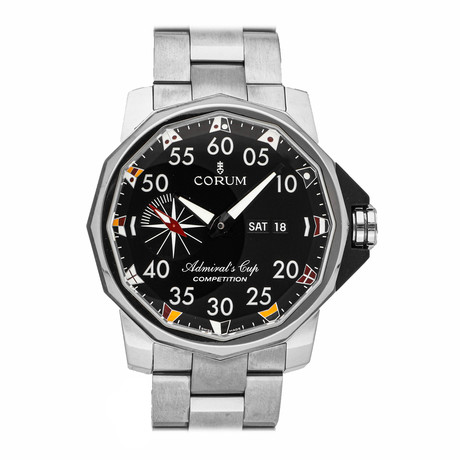 Corum Admirals Cup Competition Automatic // 1.0001 // Pre-Owned