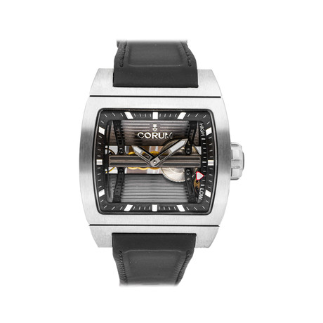 Corum TI-Bridge Power Reserve Manual Wind // 107.201.04/0F61 // Pre-Owned