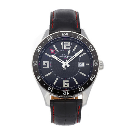 Ball Engineer Master II Pilot GMT Automatic // GM3090C-LLAJ-BK // Pre-Owned
