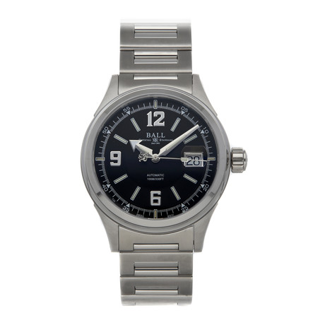 Ball Fireman Racer Automatic // NM2088C-S2J-BKWH // Pre-Owned