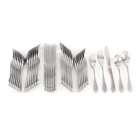 Original Stainless Steel Flatware // 48 Piece Set