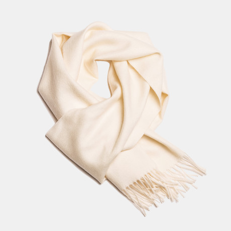 Scarf Exclusive // White
