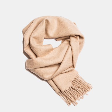 Scarf Exclusive // Wheat