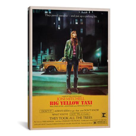 Big Yellow Taxi // Todd Alcott