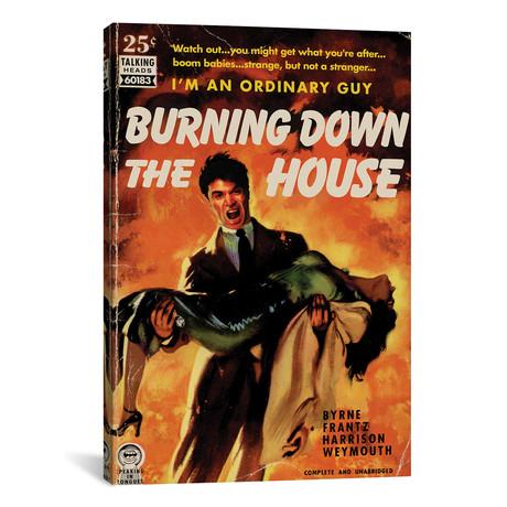 Burning Down The House // Todd Alcott