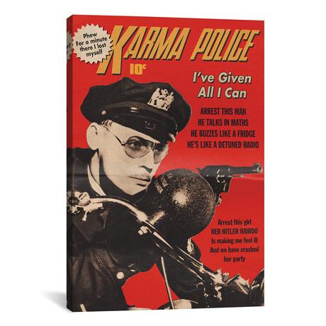 Karma Police // Todd Alcott