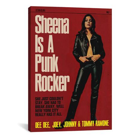 Sheena Is A Punk Rocker // Todd Alcott