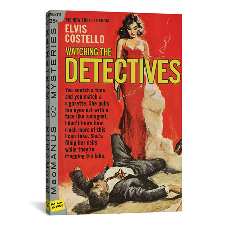 Watching The Detectives // Todd Alcott