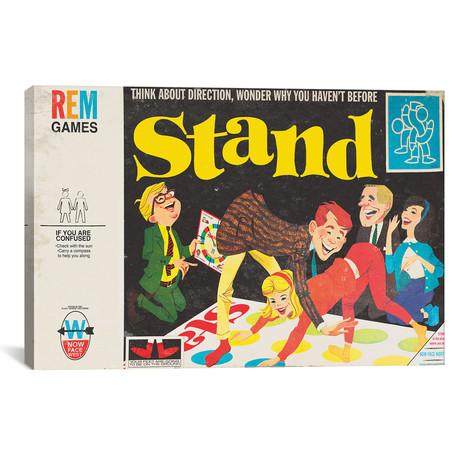 Stand // Todd Alcott