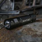 Folomov EDC-C4 // Flashlight + Power Bank In One