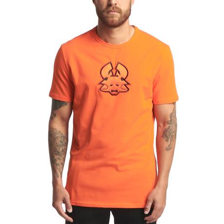 Weiwei Short Sleeve Tee // Orange (S)