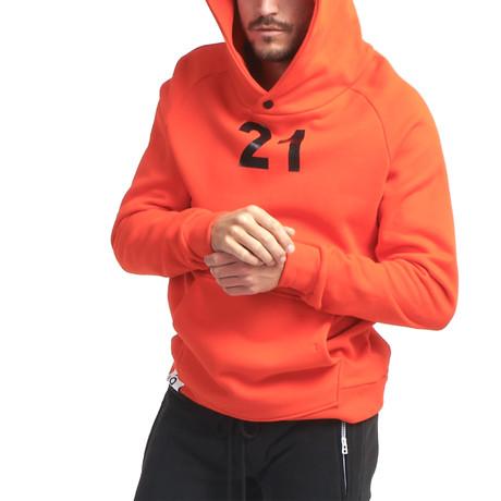 Kopo Sweat Hoodie // Orange (S)