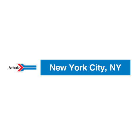 New York City // Amtrak Classic