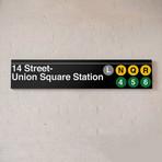 14 Street // Union Square