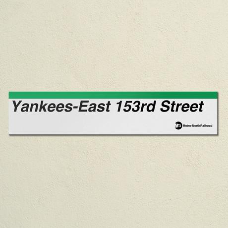Yankees // East 153 Street