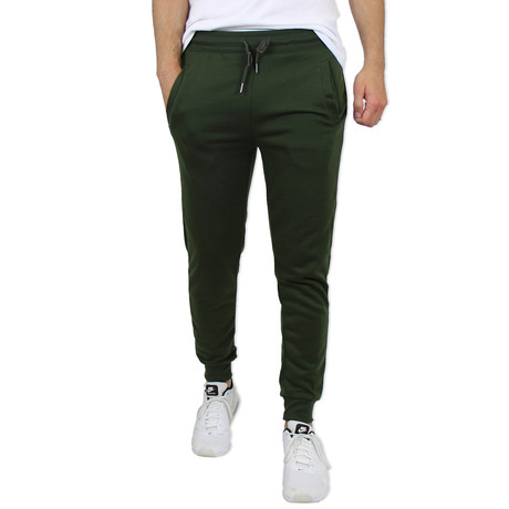 French Terry Jogger // Olive (S)