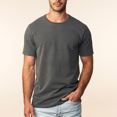 Terry Tee // Carbon (S)