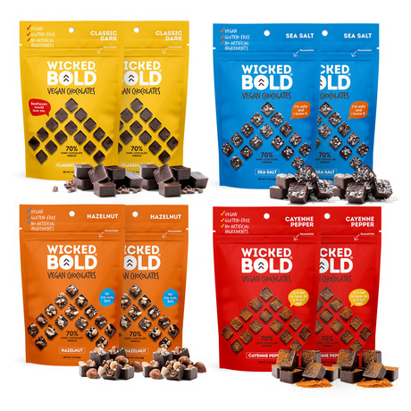 BOLD Variety // Pack of 8