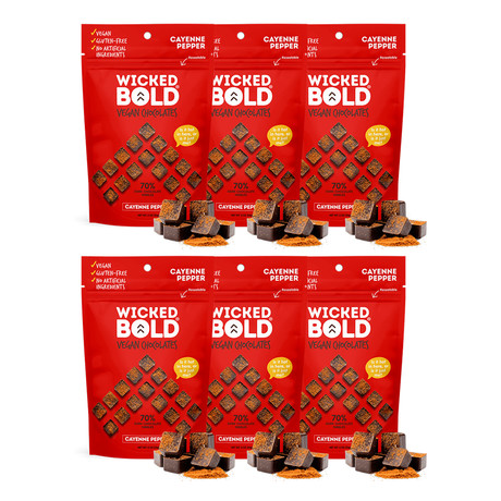 BOLD Dark Spicy // Pack of 6