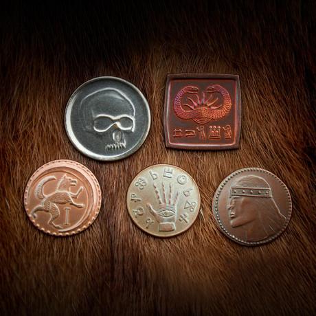 Conan The Barbarian Coin Set 1