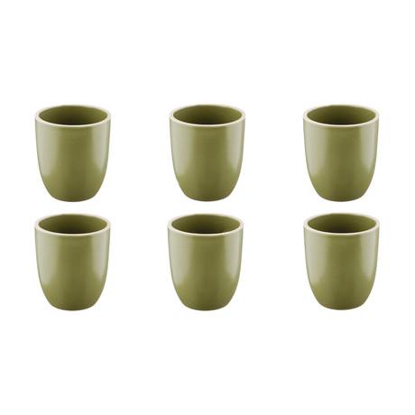 Origin // Mug // Set of 6 (Argile)
