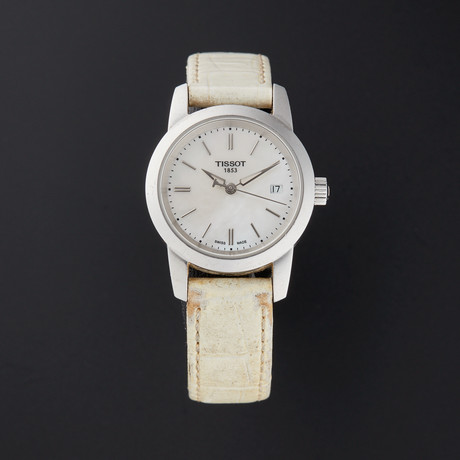 Tissot Ladies T-Classic Quartz // T033.210.16.111.00 // Pre-Owned