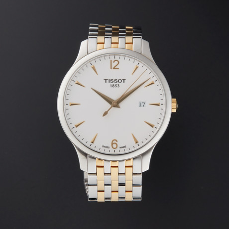 Tissot Tradition Quartz // T063.610.22.037.00 // Pre-Owned
