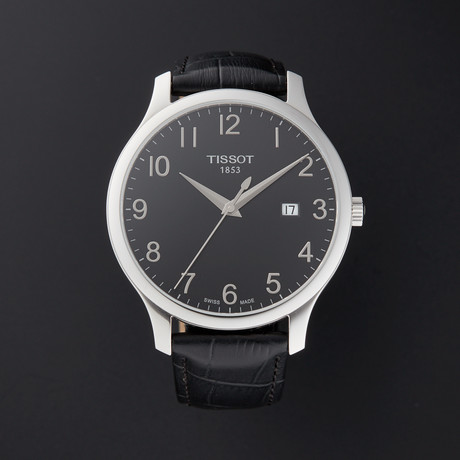 Tissot Tradition Quartz // T063.610.16.052.00 // Pre-Owned