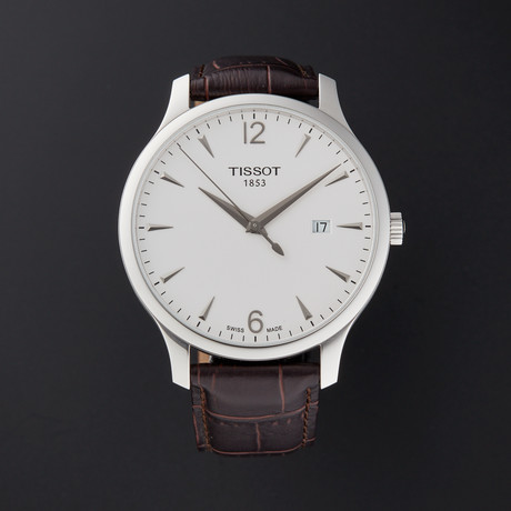 Tissot Tradition Quartz // T063.610.16.037.00 // Pre-Owned