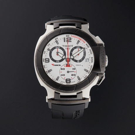 Tissot T-Race Chronograph Quartz // T048.417.27.037.00 // Pre-Owned