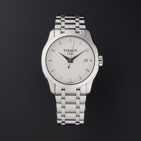 Tissot Ladies Couturier Quartz // T035.210.11.011.00 // Pre-Owned