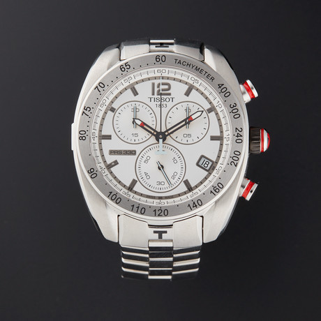 Tissot PRS 330 Chronograph Quartz // T076.417.11.037.00 // Pre-Owned