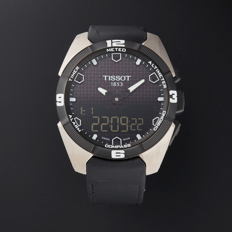 Tissot T-Touch Expert Quartz // T091.420.46.051.00 // New