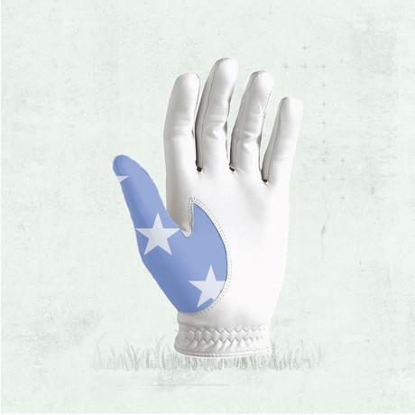 Stars // Left Hand Glove (Men's S)