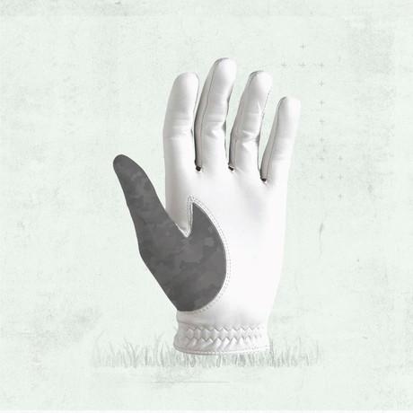 Blk // Left Hand Glove (Ladies S)