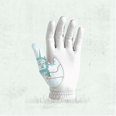 Nyc // Left Hand Glove (Ladies S)