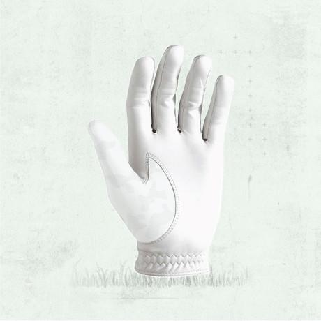 Camo // Left Hand Glove (Ladies S)
