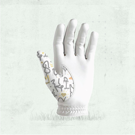 King // Left Hand Glove (Ladies S)