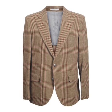 Brunello Cucinelli // Keagan Blazer // Brown (Euro: 46)