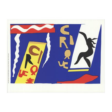 Henri Matisse // The Circus // Serigraph
