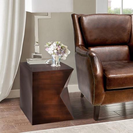 Riyah Side Table // Copper
