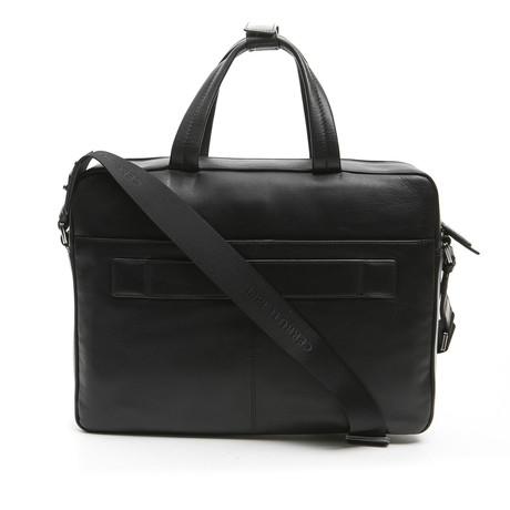 Briefcase Hanks // Black