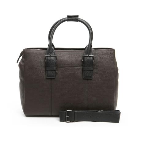 Briefcase Cruise // Brown