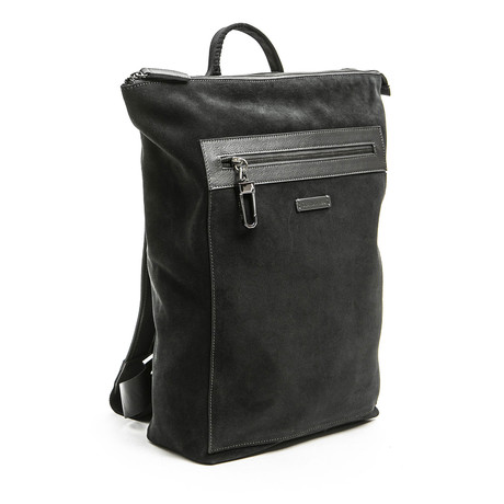 Geneva Backpack // Gray