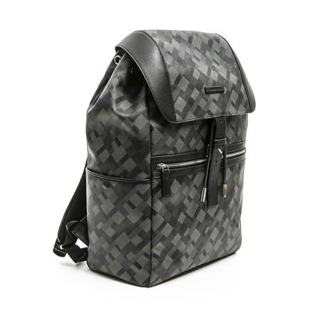 Backpack Stars // Black