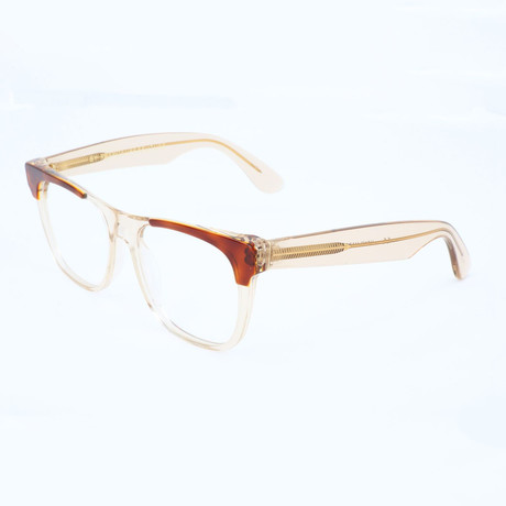 Unisex Classic Repetoire Optical Frames // Brown