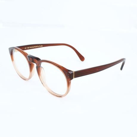 Unisex Paloma Optical Frames // Brown